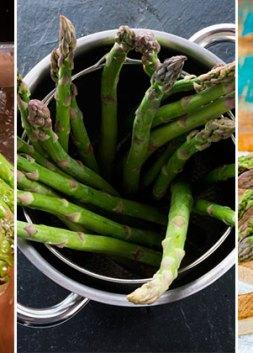 Aprende fácilmente cómo cocinar espárragos de 2 formas diferentes