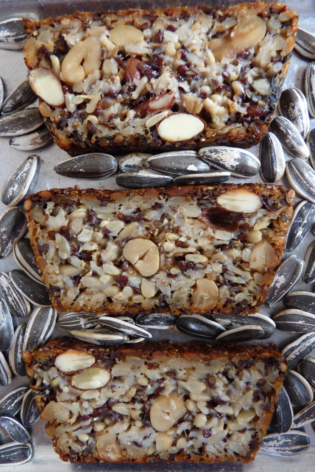 Resultado de imagen para pan de cereales y semillas tumblr
