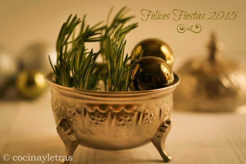 Felices Fiestas 2015!!