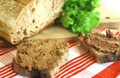 pâté foies de volaille ©cocineraloca.fr