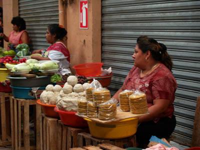 vente de masa et de tostadas © cocineraloca.fr