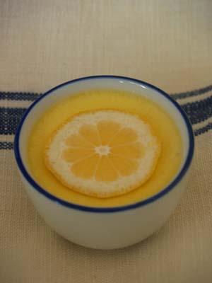 crèmes au citron © cocineraloca.fr