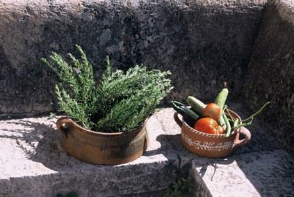 romarin et légumes © cocineraloca.fr
