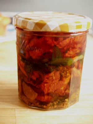 tomates séchées © cocineraloca.fr