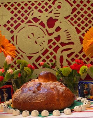 pan de muerto 2 © cocineraloca.fr