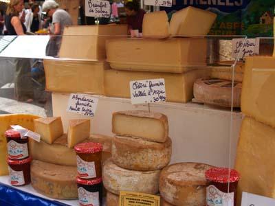 Toujours le marché de Libourne