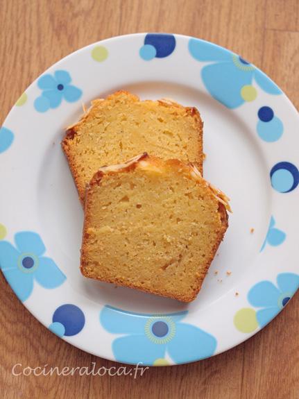 Cake réussi à la confiture ratée  ©cocineraloca.fr