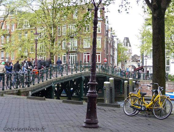 Pont d'Amsterdam  ©cocineraloca.fr
