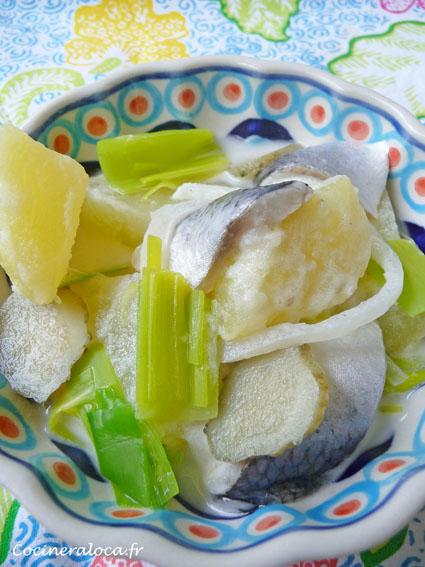 salade rollmops pommes de terre ©cocineraloca.fr