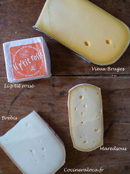 fromages belges ©cocineraloca.fr