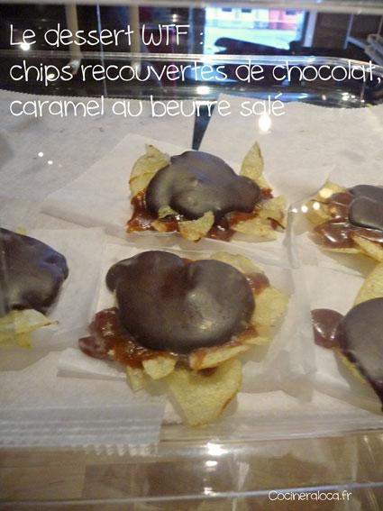 chips au chocolat et caramel au beurre salé ©cocineraloca.fr