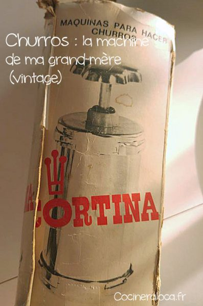 machine à churros ©cocineraloca.fr