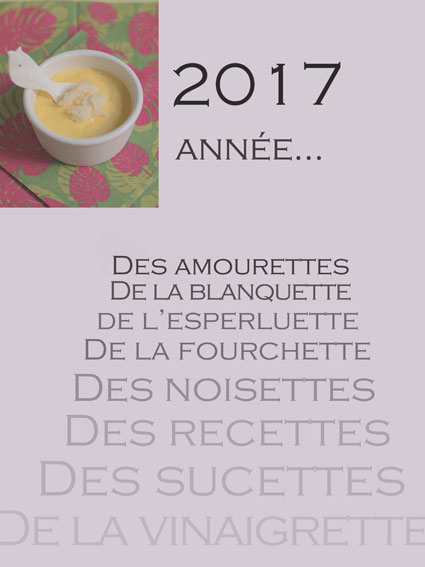 voeux 2017 cocinera loca