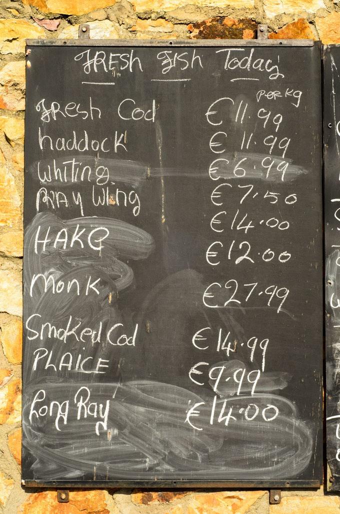 how to buy fresh fish