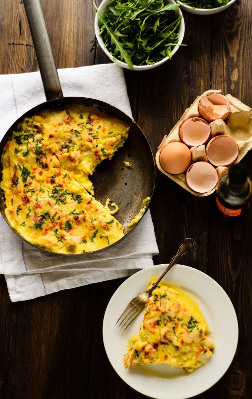 how to make an omelette arnold bennett