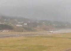 HIGH SPEED ABORTED TAKE-OFF OF A #BOEING 737