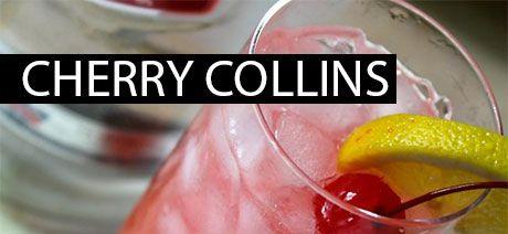 cherry-collins Cocktail