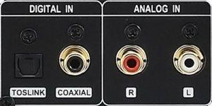 Cocktailaudio X30 - Eingänge