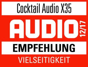 CocktailAudio X35 Test