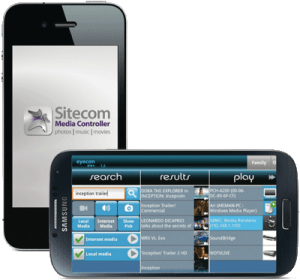 CocktailAudio X40 Apps für Android und iPhone