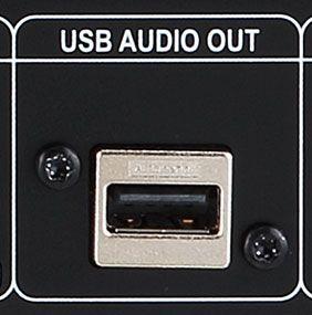 X50 USB Audio Ausgang DAC