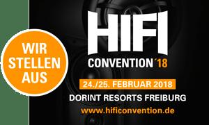 CocktailAudio Hifi Convention 2018