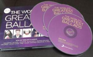 CocktailAudio X45 Alben aus mehreren CDs