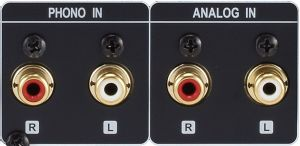 CocktailAudio X45 Phonoeingang
