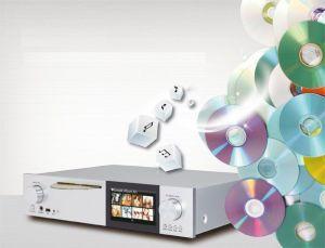 CocktailAudio X45 CD Einlesen
