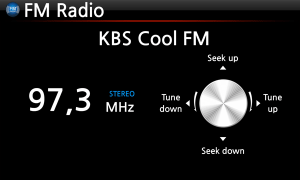 CocktailAudio X45 DAB/DAB+ UKW Radio