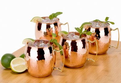 Copper Mugs