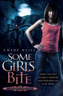 Some Girls Bite (Chicagoland Vampires #1) – Chloe Neill