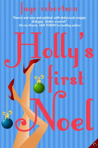 Review: Holly's First Noel – Faye Robertson