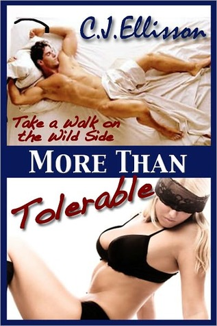 Blog Tour Review: More Than Tolerable – CJ Ellison