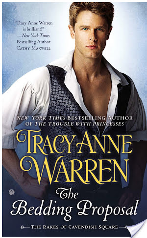 Review:  The Bedding Proposal by Tracey Ann Warren