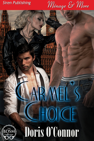 Review:  Carmel's Choice by Doris O'Connor