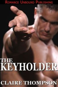 Review:  The Keyholder by Claire Thompson