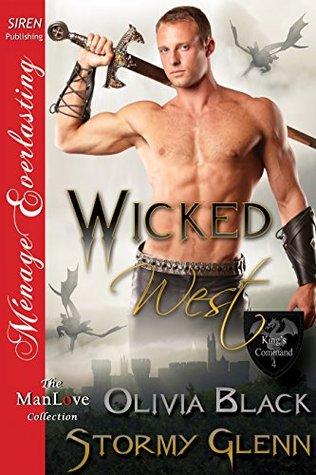 Review:  Wicked West by Stormy Glenn