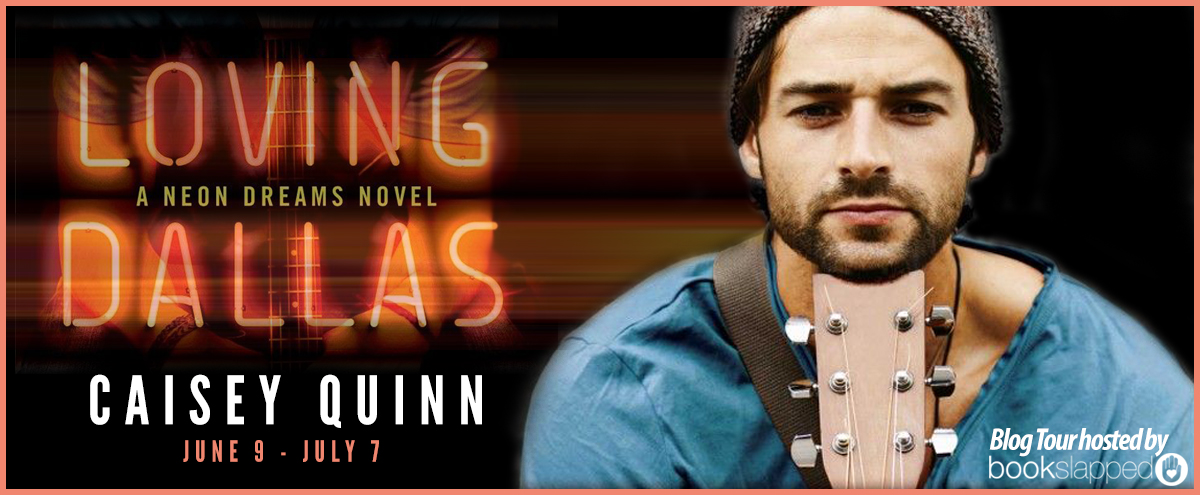 Blog Tour Review & Giveaway:  Loving Dallas by Caisey Quinn