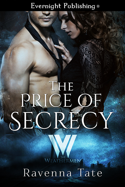 Review:  The Price of Secrecy by Ravenna Tate