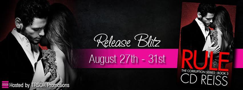 Release Blitz:  Rule – CD Reiss