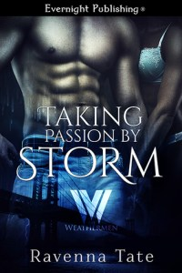 Review:  Taking Passion by Storm by Ravenna Tate