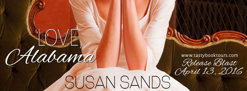 Release Blitz & Giveaway:  Love, Alabama – Susan Sands