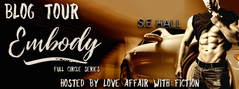 Blog Tour Review & Giveaway: Embody by SE Hall