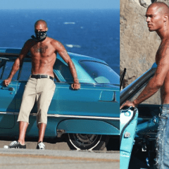 MAN CANDY: Criminally Hot Felon Jeremy Meeks Reignites Bad Boy Image