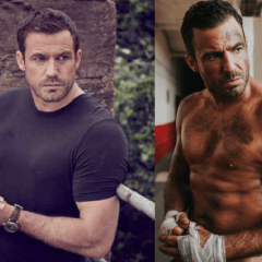 Hollyoaks Hunk Jamie Lomas gives ITV Jungle Fans Fanny Flutter