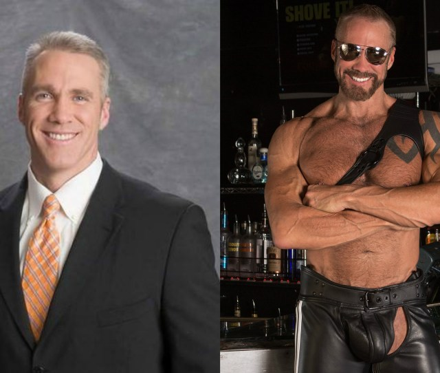 Former Fox Anchor Man Is Now A Gay Daddy Porn Star But Insists
