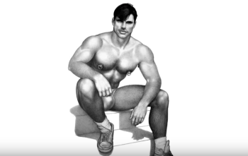 VIRAL: Tom Of Finland's Sketty Sketches get Animated in Horny Music Vid [NSFW]