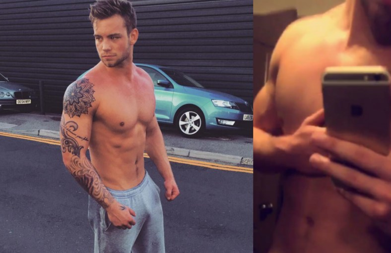 GOSSIP: Model Dustin McNeer was Selling Softcore Nudes