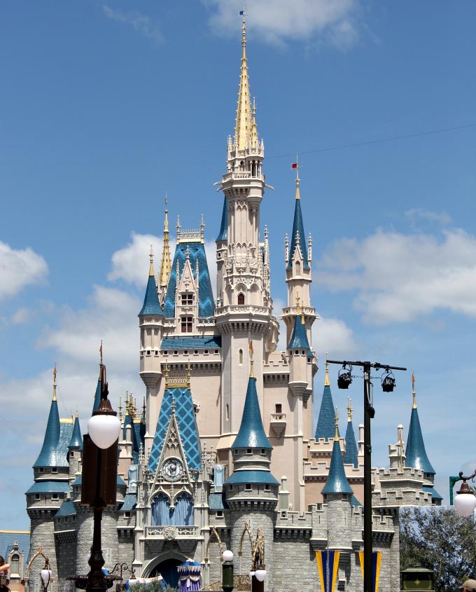 Cocktails in Teacups Walt Disney World April 2015 Day 4 Cinderella Castle